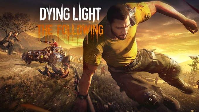 Warner Bros Dying Light: The Following - Enhanced Edition ...