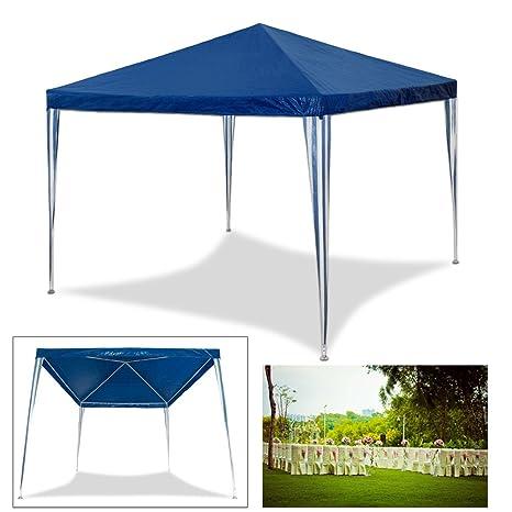 HG® 3 x 3 m pérgolas boda Carpa Tienda para playa camping jardín resistente al