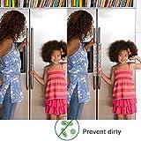 OUGAR8 Refrigerator Door Handle Covers Handmade
