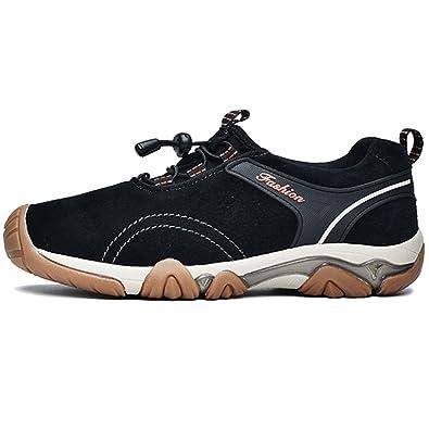 Chaussures Pour Homme Cuir De En Voyage Basses Randonnée gq1g8