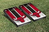Chicago Bulls NBA Basketball Cornhole Game Set Vintage Version