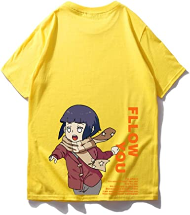 TSHIMEN Camisetas Hombre Escalada Naruto Camiseta Retro ...
