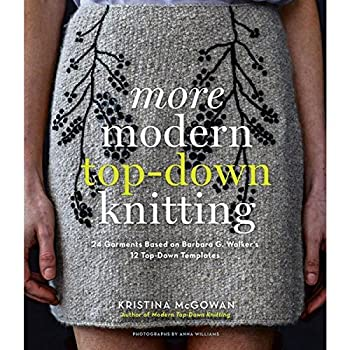 More modern knitting book