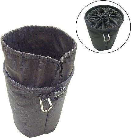 ounona bolsa de juego de cesta para almacenamiento de ropa/con pinzas de la ropa saco ropa caja de almacenaje con gancho para colgar (negro): Amazon.es: Hogar