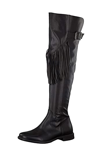 factory authentic great look online store Tamaris Damen Stiefel Da.-Stiefel 1-1-25555-27-001 schwarz 185835