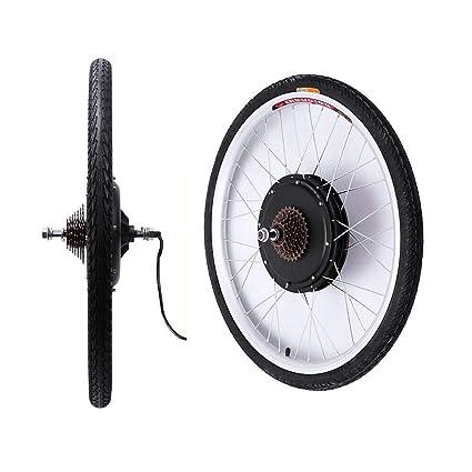 YiWon Kit de conversión de E-Bici de Motor de Cubo de 36 V y