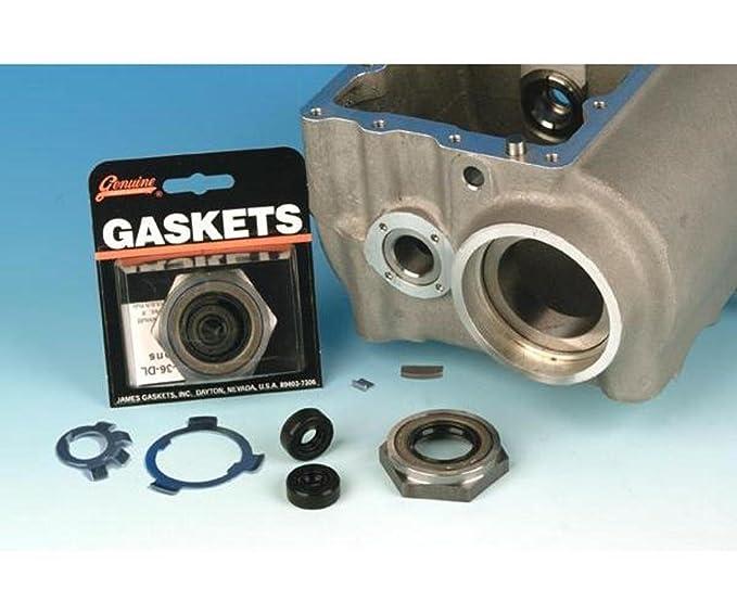 Amazon.com: James Gasket 35211-36-DL Transmission Sprocket Oil Seal Kit: Automotive