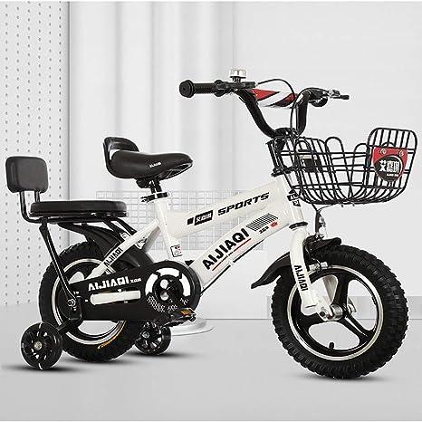 HFYAK Bicicletas Infantiles para 3-7 años, Bicicleta 14 Pulgadas ...
