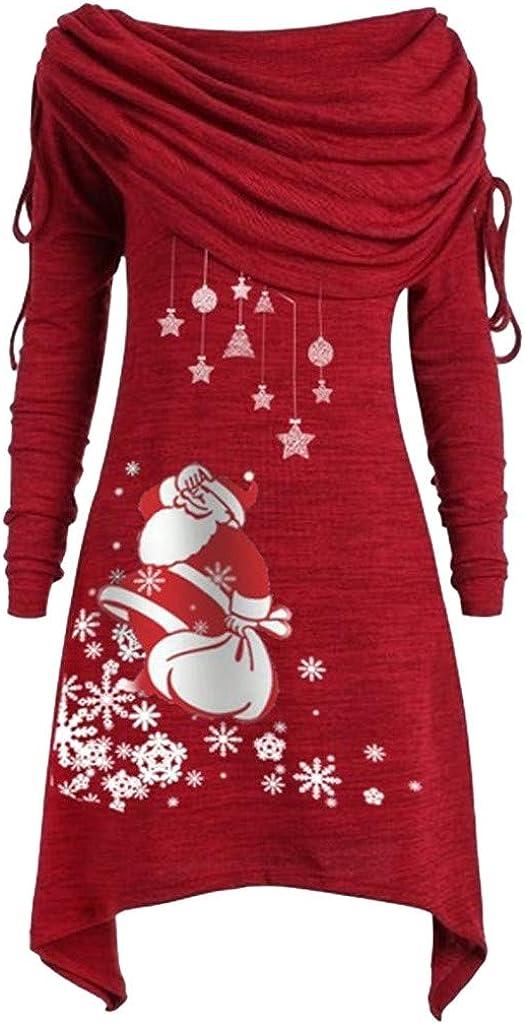 Yoyorule Plus Size Santa...