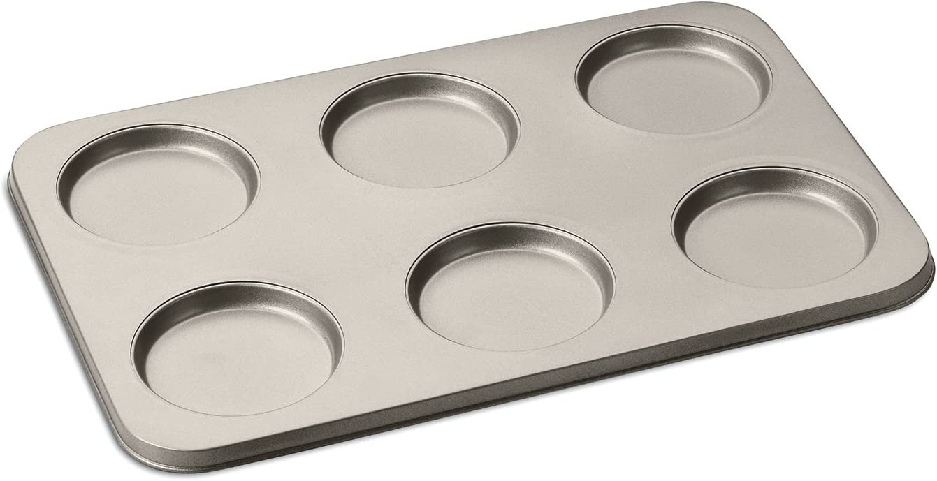 Cuisinart 6 Cup Muffin-Top Pan, Bronze