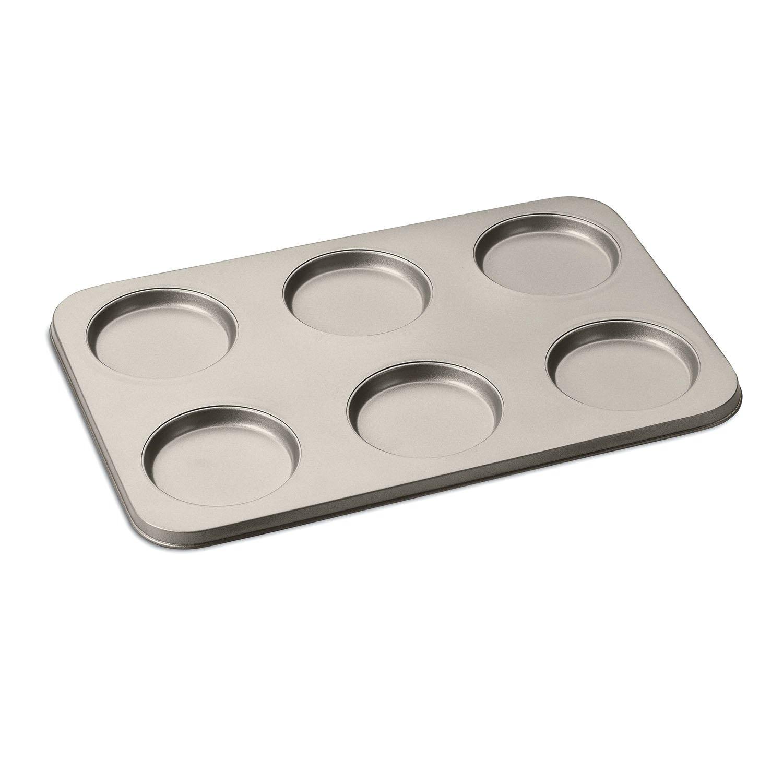 Cuisinart AMB-6MTPBZ 6 Cup Muffin-Top Pan Bronze