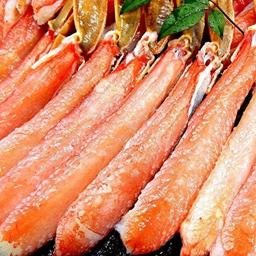 在庫処分 北海道物産展 人気の生ずわい蟹 剥き身 送料当店負担 ずわいがに 加熱用ポーション 1kg