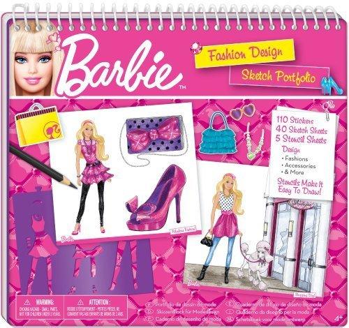 Fashion Angels Barbie Fashion Design Ske Buy Online In El Salvador At Desertcart