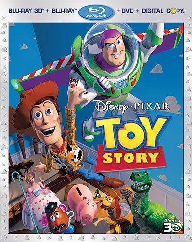 Toy Story (Blu-ray 3D/Blu-ray/DVD Combo +  Digital Copy)