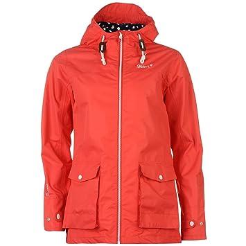 5d79bbba6f84 Gelert Coast Jacket Womens Rose Outerwear Jackets Coats Outdoor ...