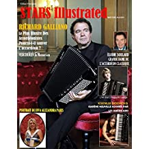 STARS ILLUSTRATED MAGAZINE . AVRIL 2018. Édition Française : L'ACCORDÉON  (L'ACCORDEON/Stars Illustrated t. 4) (French Edition)