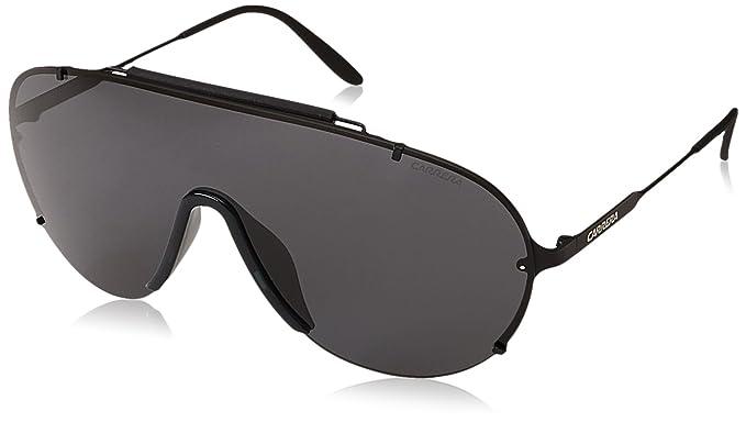 c2b465491e Carrera UV Protected Rectangular Unisex Sunglasses - (CARRERA 129/S 003  99P9|49