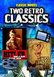 Two Retro Comedy Classics: Hitler, Dead or Alive and Miss London, Ltd