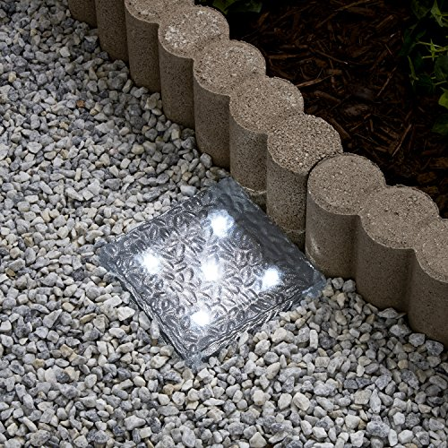 Outdoor Recessed Brick Light in US - 5