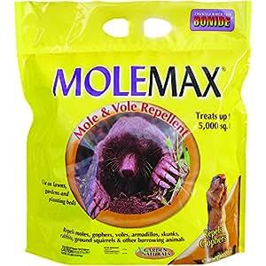 Amazon.com : Bonide 692150 Mole Max and Vole Repellent