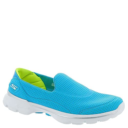 641a9f70108 Skechers Women s GOwalk 3-Unfold Low Top Sneakers  Amazon.co.uk ...