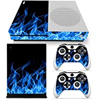 Gam3Gear Vinyl Decal Protective Skin Cover Sticker for Xbox One S Console & Controller (NOT Xbox One Elite / Xbox One…
