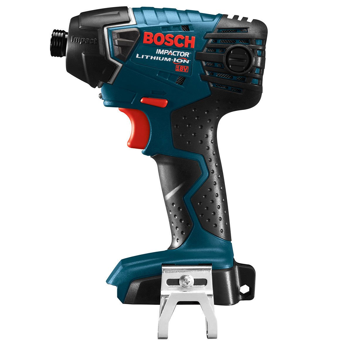 Bosch Bare-Tool 25618B 18-Volt Lithium-Ion 1/4-Inch Hex Impact Driver (Certified Refurbished)