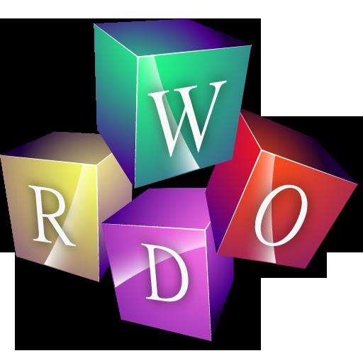 Word Cube match 3D - HaFun - Words 3 D Letter