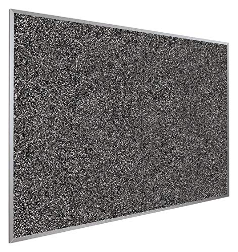 Best-RITE Push-Pin Bulletin Board, Recycled Rubber, 18
