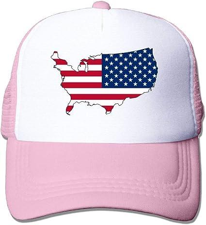Voxpkrs Bandera de los Estados Unidos Bandera de España Sombreros Ajustables Unisex Gorra de Camionero | Gorras de béisbol de Malla de Espalda U8I0013161: Amazon.es: Deportes y aire libre