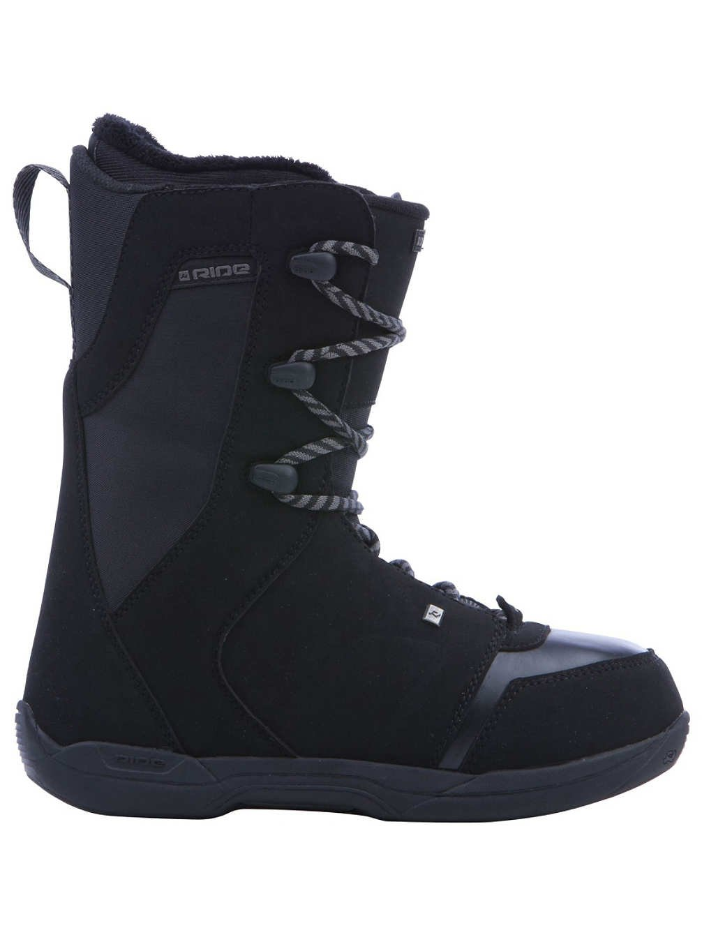 Ride Donna Boot Black Women's 8 by Ride Snowboards