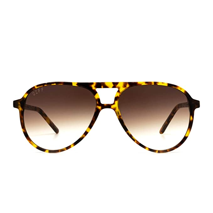 Amazon.com: Gafas de sol DIFF Charitable Eyewear - Jonathan ...