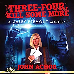 Three-Four, Kill Some More Audiobook
