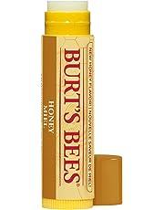 Burt's Bees, Balsamo labbra 100% naturale, al miele, 4,25 g