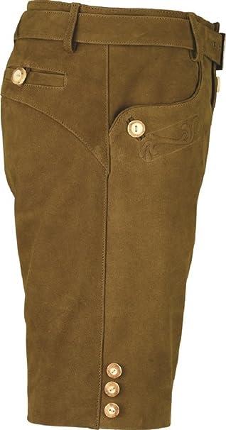 Lederhosen Costumes- Pantalon en cuir Homme Femme avec ceinture- Oktoberfest  Costume Homme Femme- Court Pantalon Homme Femme Cuir- Lederhose Trachtenhose  ... f8a1987a110