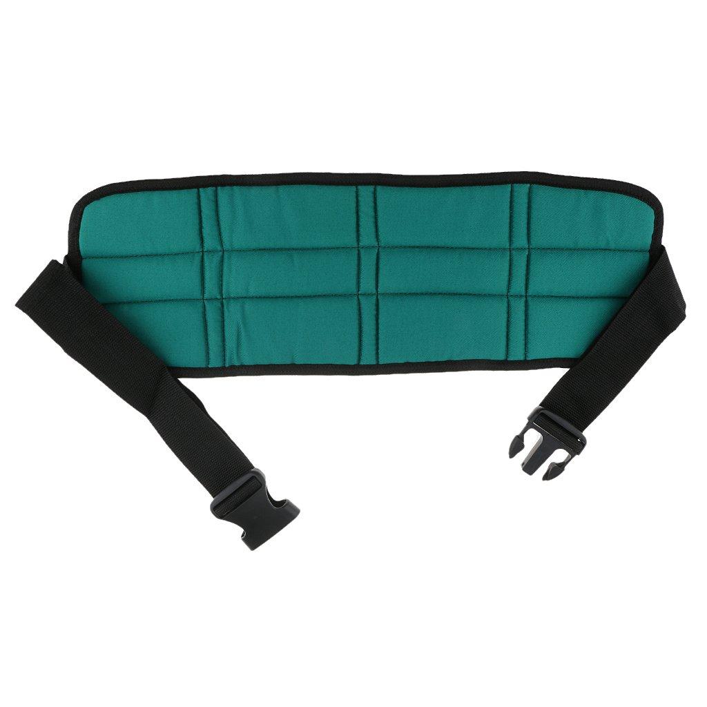Sharplace Cintur/ón de Seguridad para Silla de Ruedas Antideslizante para Personas Mayores 20x6.3 Pulgadas