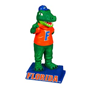 Evergreen Enterprises NCAA Florida Gators Mascot DesignGarden Statue, Team Colors, One Size