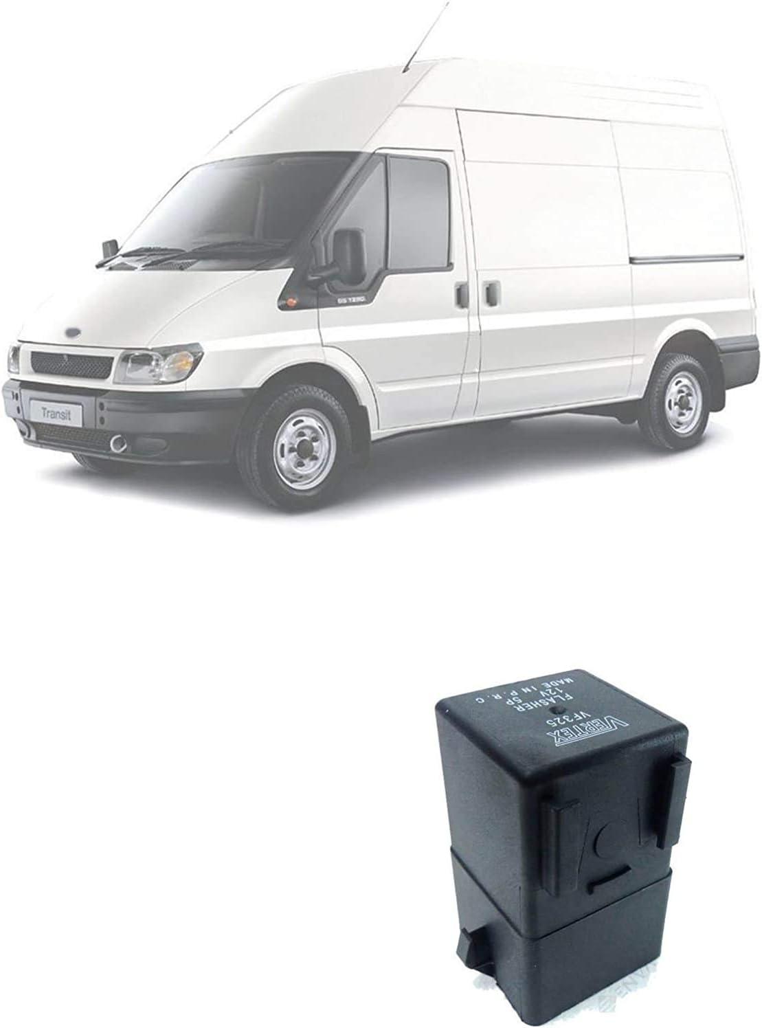 Interruttore lampeggiante rel/è 12V 5 Pin per Transit Connect 2002-2013 4162892
