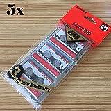 FidgetFidget Blank Cassette Tape Hot MC-60 MC60 Microcassette Disc 60 min 15pcs/5 Packs Tapes