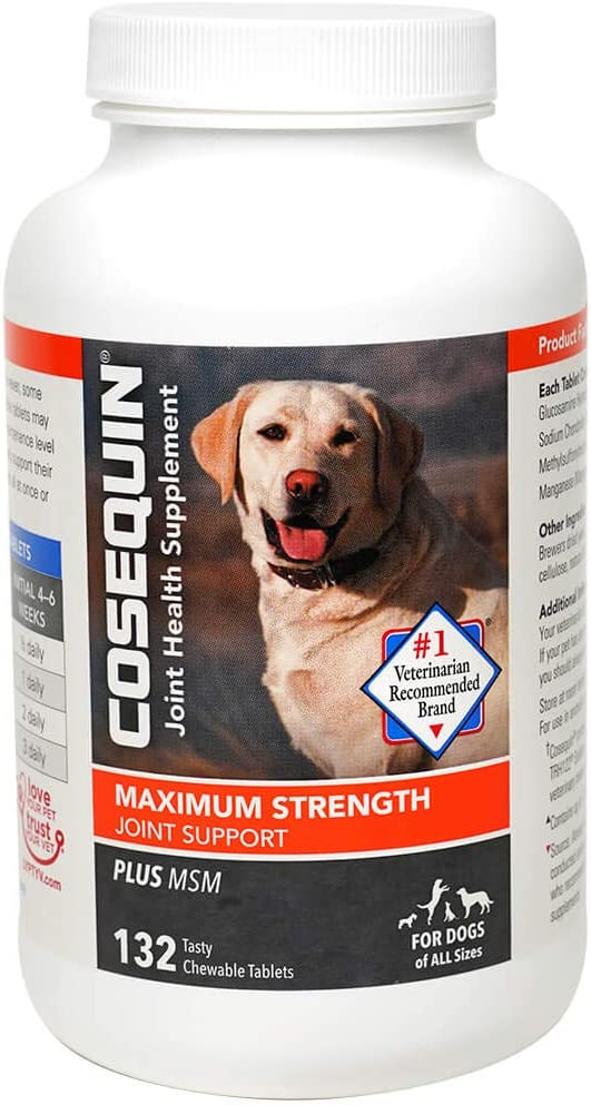 Cosequin Maximum Strength Joint - Best Seller Joint Supplements