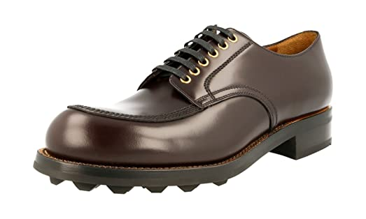 Men's 2EG194 055 F0B15 Leather Business Shoes