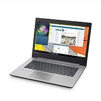 Lenovo Ideapad 330 AMD A6 14-inch Laptop (4GB/500GB HDD/Windows 10 Home/Platinum Grey/ 2.2kg), 81D5003HIN