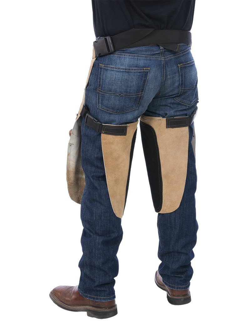 Tough 1 Professional Deluxe Leather Farrier Apron JT International