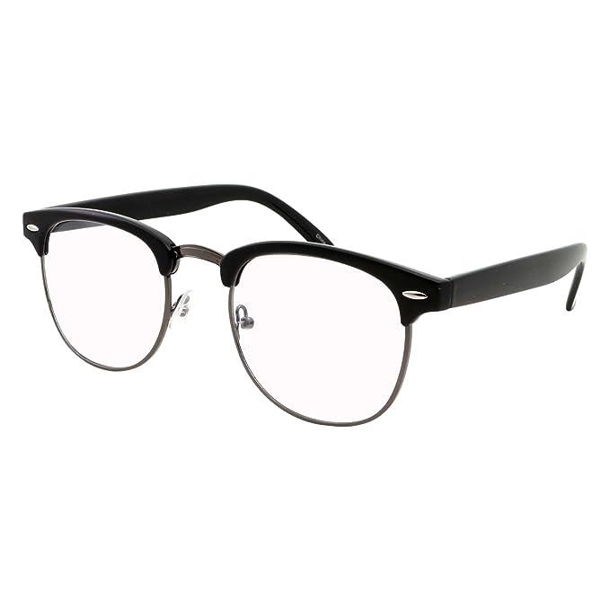 Amazon.com: GrinderPUNCH - Gafas de lentes transparentes sin ...