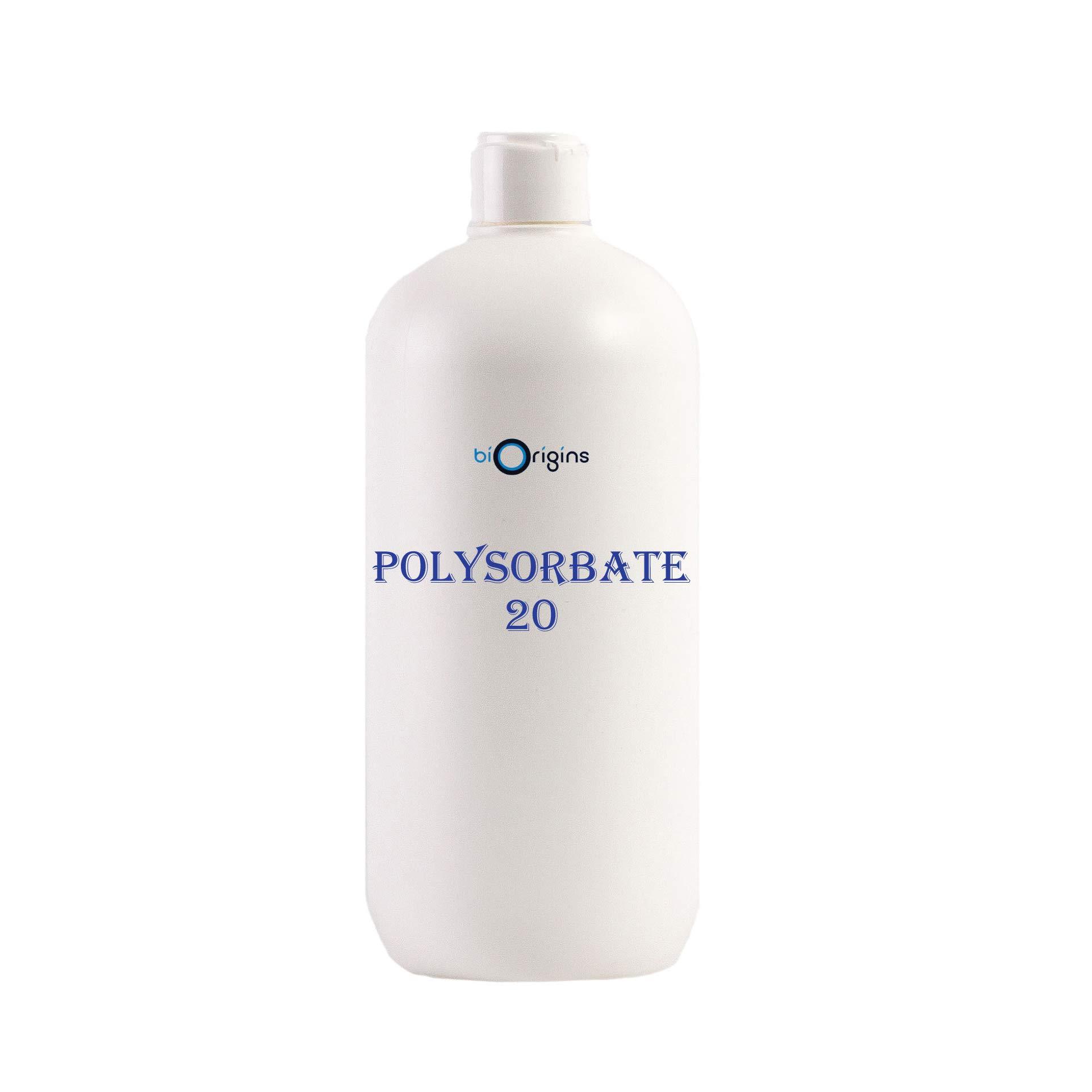 Polysorbate 20 (Solubilser) - 1Kg