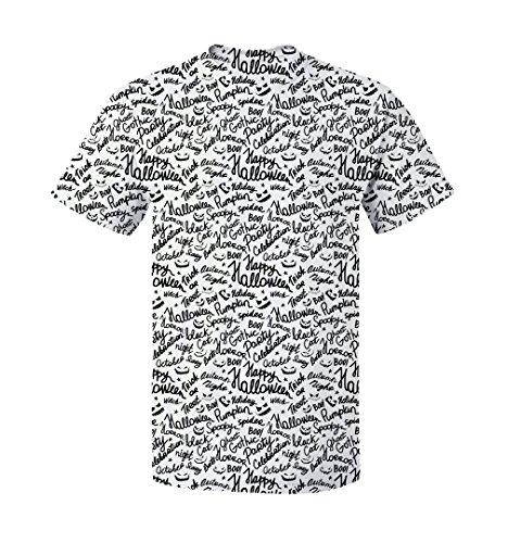Halloween Costume All-Over Print Sublimation T-Shirt - Medium (White)