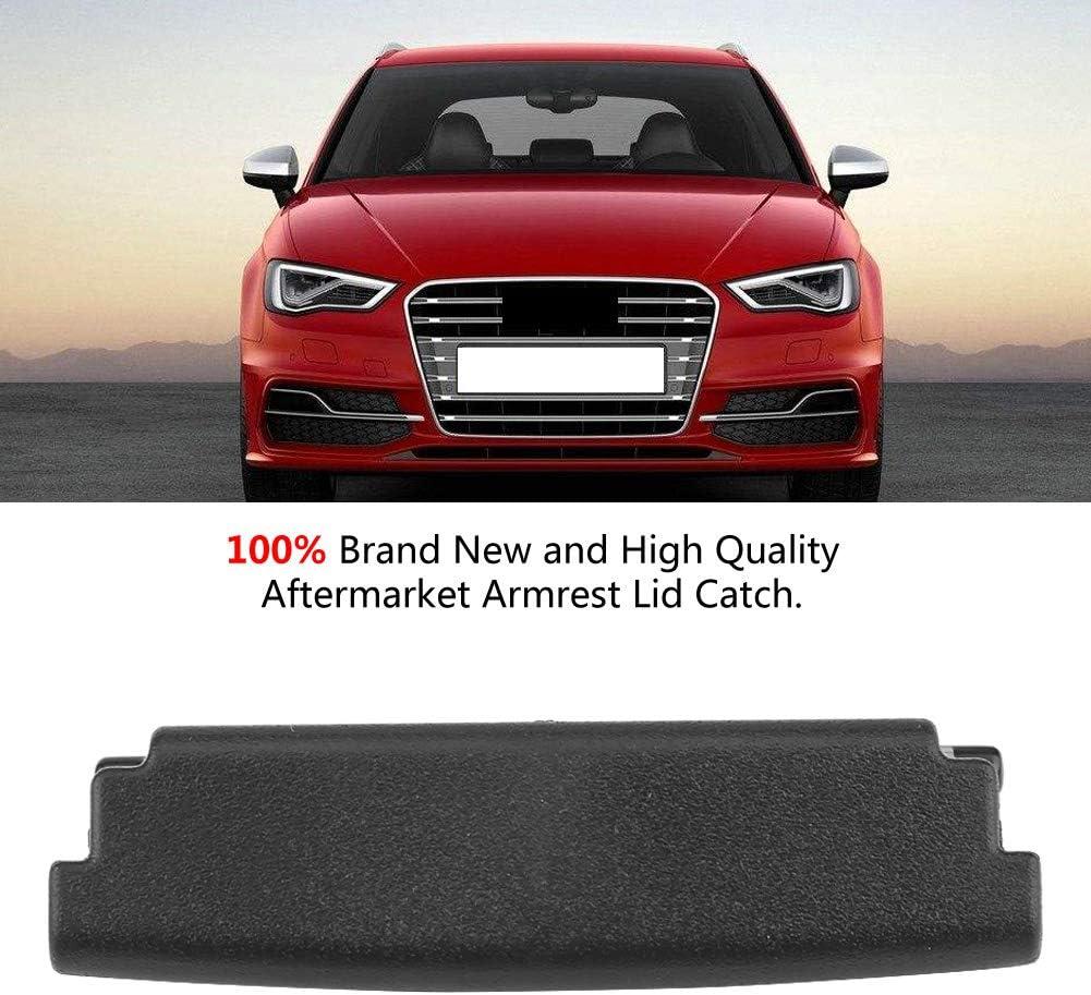 Center Armrest Lid Latch Catch Car Auto Console Center Armrest Cover Latch Clip Lid Catch for Audi A3 03-12