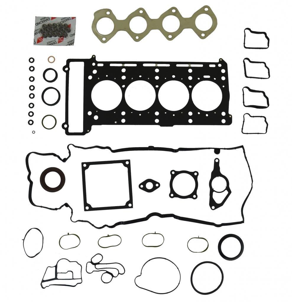 MERCEDES-BENZ C230 1.8L L4 DOHC 16V SC ENG. CODE 271.948 Full Gasket Set