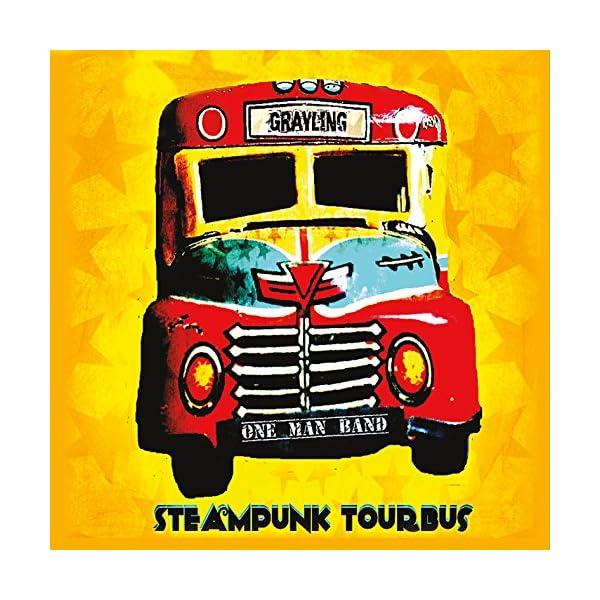 Steampunk Tourbus 3