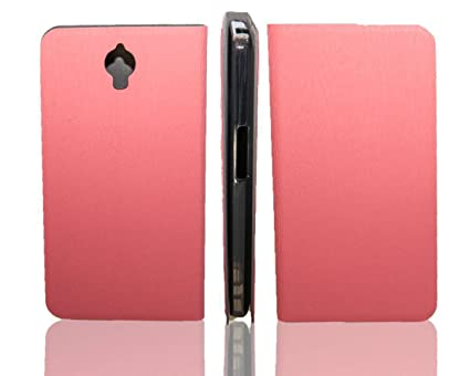 Amazon Com Flip Case Bookstyle Handytasche Rosa Alcatel One Touch